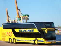 Автобус Setra от Ecolines